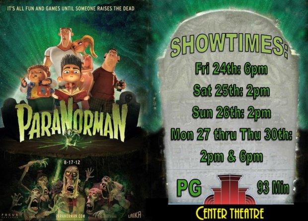 ParaNorman - It's All Fun and Games Until Someone Raises the Dead